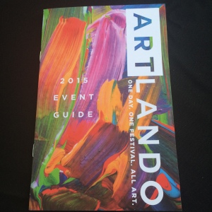 My guide to all things art!